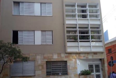 Alugo quarto para 1 ou 2 pessoas. - São Paulo - Apartment