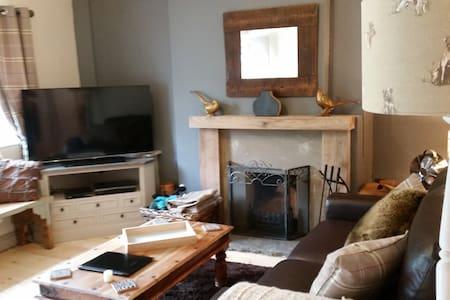 Little Thorpe Cottage - Masham - Dom