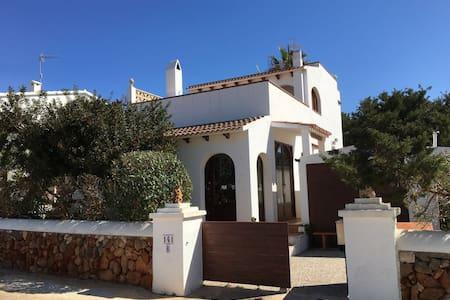 Schöne Wohnung auf Menorca - Casa