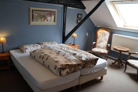 Rustig gelegen drentse boerderij - Gasselte - Bed & Breakfast