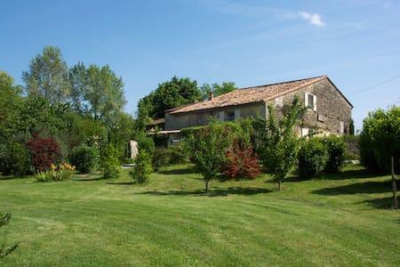 La grange de Bellefontaine- gîte - House