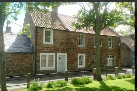 Greenview Cottage, Elie, at the beach - Casa