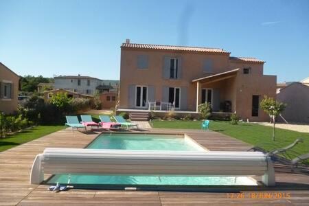 Villa proche de plus beaux villages de provence - Saint-Saturnin-lès-Apt