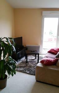 Appartement entier à Janzé proche de Rennes - Janzé - Apartment