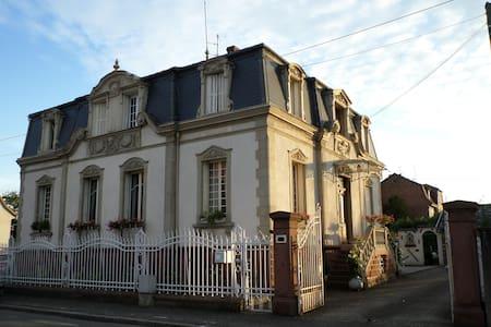 Chambre d'hôtes chez l'habitant - Huis