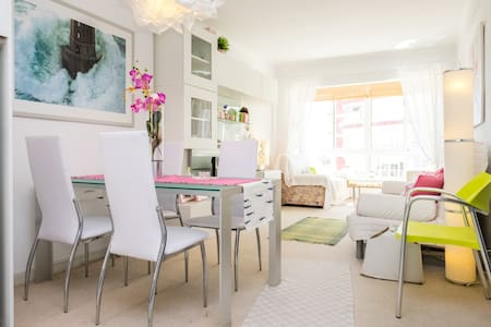 Cozy and quiet flat on Torre del Mar seafront - Huoneisto