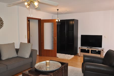 Big apartment with private garden - Apartamento