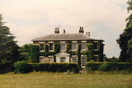 Country Manor House near Beverley - House