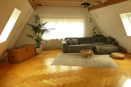 Studio im Obergeschoss - Loft - Appartement