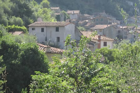 Village house in Benabbio, Tuscany - Talo