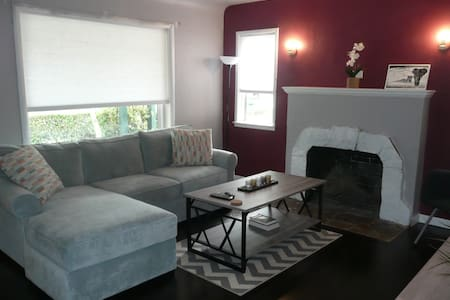1Bedroom 2 blocks from Caltrain (1) - Σπίτι