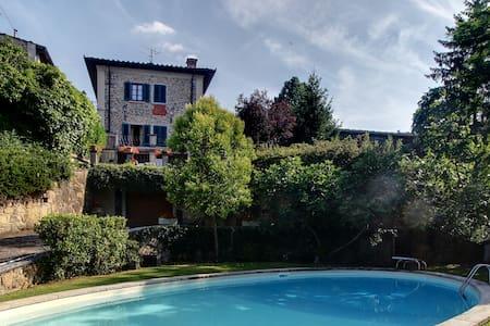 Chianti Villa with Private pool - Lucolena In Chianti