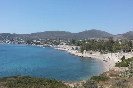 Nice studio near the beach - Selinia