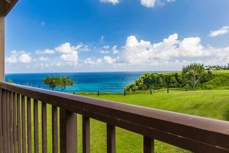 Awe-Inspiring Blue-Water View -E232