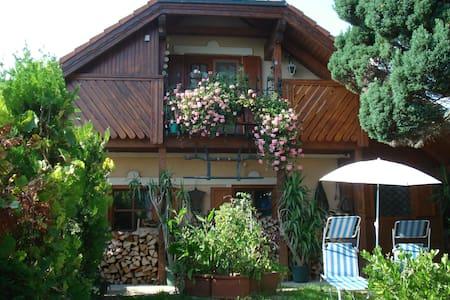 Romantisches Häuschen vor den Toren Wiens! - Manhartsbrunn - Ház
