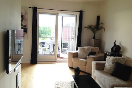 balcony & parking - Herlev - Apartment