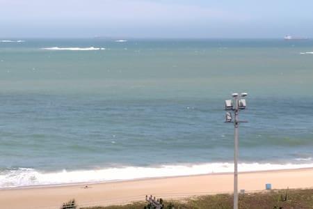 Apto com linda vista para o mar. - Apartment