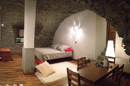 Rustica stanza privata a Pollein - House
