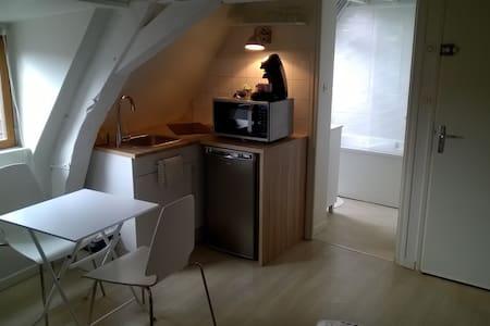 Studio hyper centre de Valenciennes - Apartamento