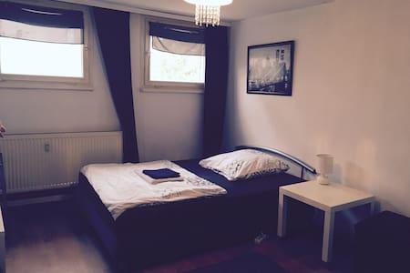 Helle Wohnung in der Innenstadt - Apartment