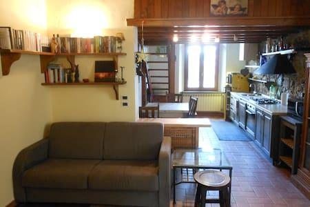 Piccolo gioiello in centro a CdP - Castiglione della Pescaia - Apartment