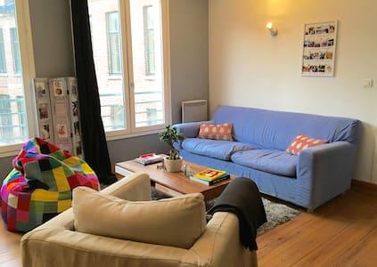 Appartement coeur du Vieux Lille - Apartmen