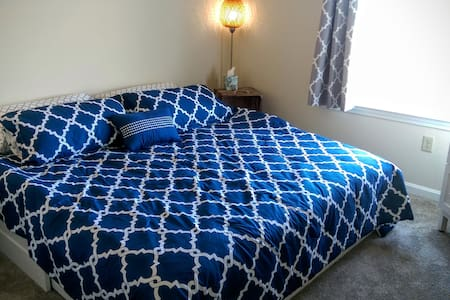 Comfy Room between Newburyport and Portsmouth - Salisbury - Daire