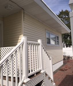 Cozy back apartment in WWC! - Wildwood Crest - Apartment