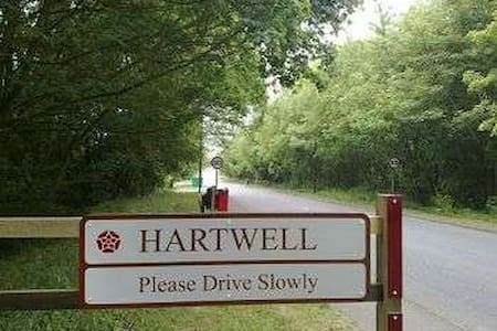Hartwell mk - Hartwell - Huis