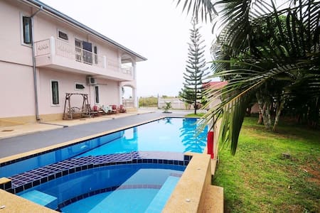 "• Cozy room with private ""POOL"" in a ""NATURE"" :D • - Hua Hin - Villa"