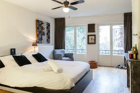 Exclusive guest room: Keizersgracht