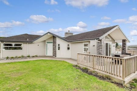 Idyllic lifestyle sunshine rooms waiting for you - Pukekohe - Villa