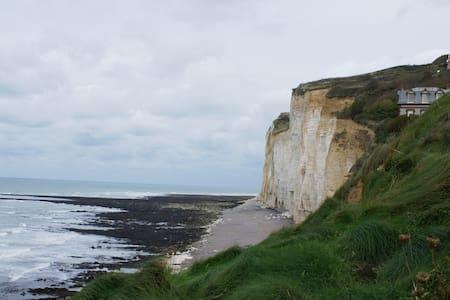 Maison proche de la mer, pkg,jardin - Saint-Pierre-en-Port - Dům
