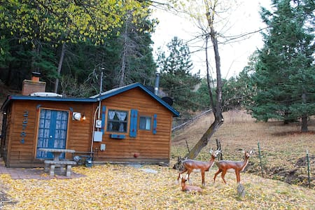 Cozy Tiny Cottage In Foothills of Golden - Golden - Cabana