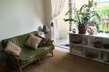 Whole apartment with balcony and share laundry. - Mosman