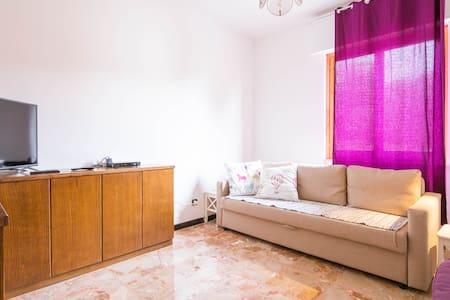 Quaint & Cozy Apartment by the beach - Wohnung