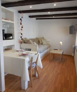 Studio centre Alsace entre Strasbourg et Colmar - Apartament
