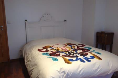 Grande chambre calme et lumineuse - Givenchy-en-Gohelle - House