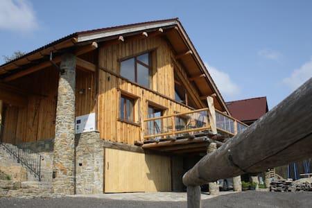 Accomodation in Alpin style - Horná Súča