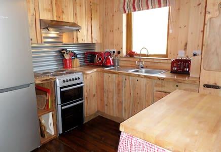 Rowan Log Cabin, Dalavich, Loch Awe - Argyll and Bute - Cabaña