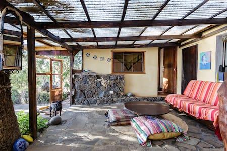 Dormitorio panorámico - Casa