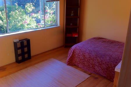 Usha's house - Berkeley