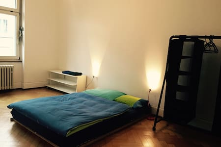 Room in a shared flat in the center of Basel - Basel