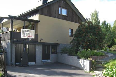 House near Jyväskylä/Omakotitalon alakerta - Jyväskylä - Overig