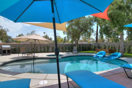 Luxurious Private Palm Desert Casita - Ház