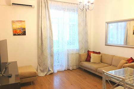 Квартира в центре. - Lägenhet