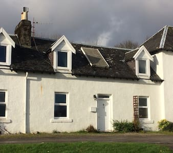 Auchgoyle Bay Cottage - House