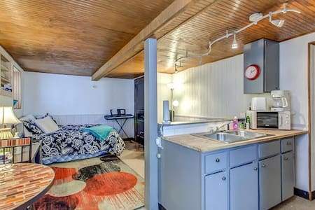 Hip East Nashville Studio Apartment - Apartment
