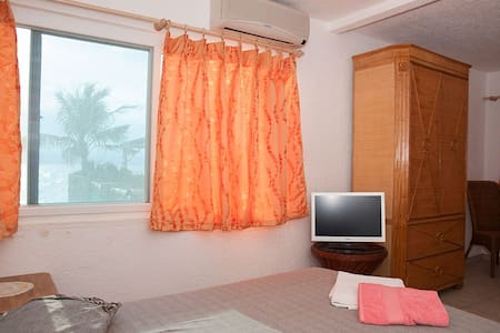 Private Room II with Sea view - Moalboal - Casa