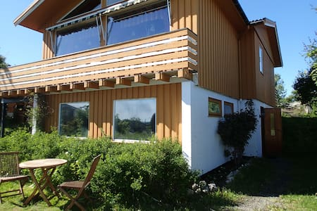 Your own apartment in middle of Lofoten - Hus
